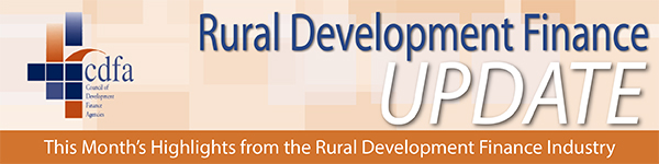Rural Development Finance Update