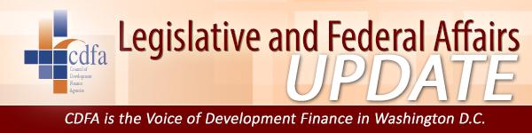 Legislative and Federal Affairs Update