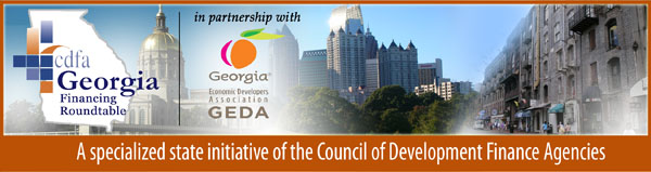 CDFA Georgia Financing Roundtable Newsletter