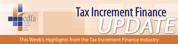 Tax Increment Finance Update