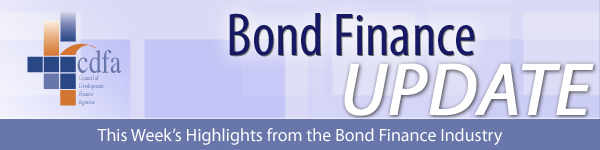 CDFA Bond Finance Update