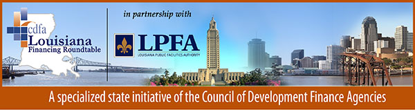 CDFA Louisiana Financing Roundtable Newsletter