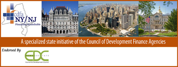 CDFA New York/New Jersey Financing Roundtable Newsletter