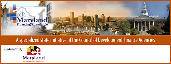 CDFA Maryland Financing Roundtable Newsletter