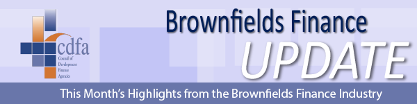 Brownfields Financing Update
