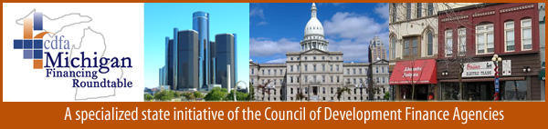 CDFA�Michigan�Financing Roundtable