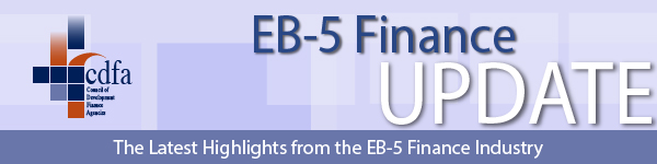 EB-5 Finance Update