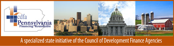 CDFA Pennsylvania Financing Roundtable Newsletter