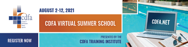 CDFA Virtual Summer School