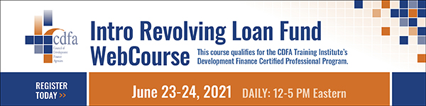 Intro Revolving Loan Fund WebCourse