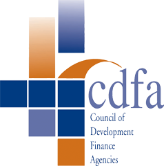 Council of Development Finance Agencies logo