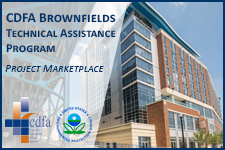 CDFA Brownfields Technical Assistance Program Project Marketplace
