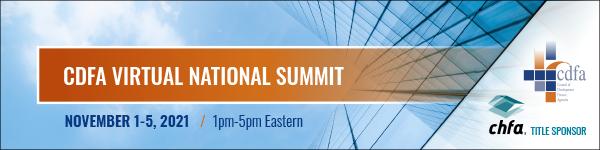 CDFA Virtual National Summit