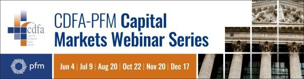 CDFA-PFM Capital Markets Webinar Series: An Advanced Discussion on Ratings