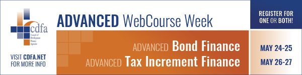 Advanced Tax Increment Finance WebCourse