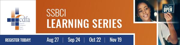 SSBCI Learning Series - Module I