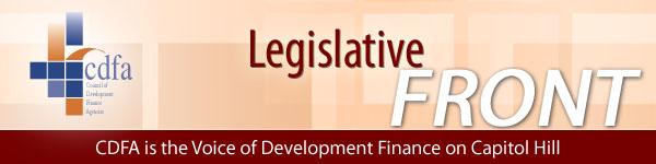 CDFA Legislative Front