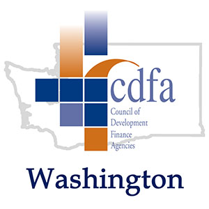 CDFA Washington logo